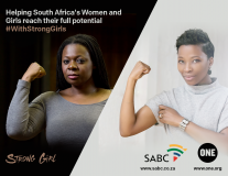 Help ONE find South Africa's Strong Girl